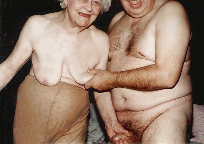Les salopes ( granny ) Porn Pics #12070689