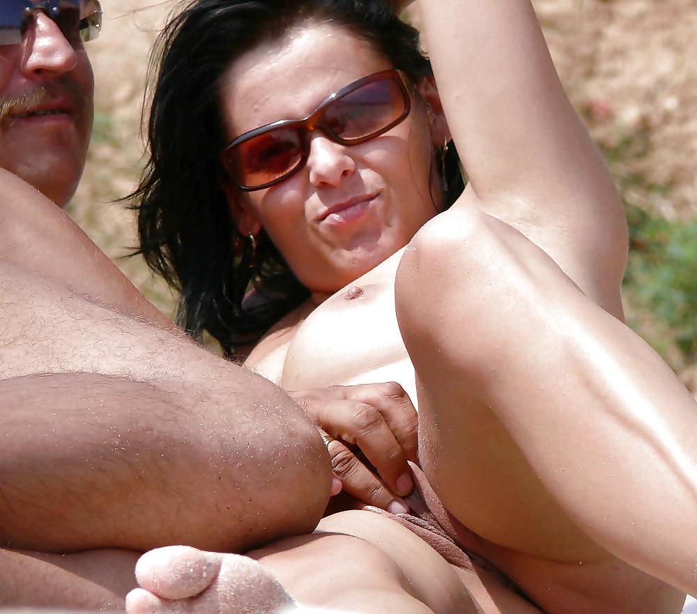 Group Sex Amateur Beach #rec Voyeur G1 Porn Pics #8149169