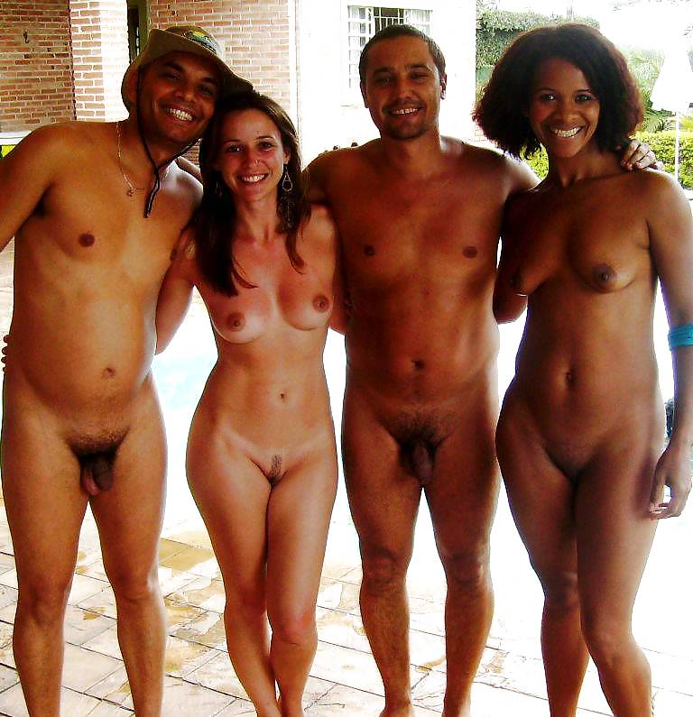 Couples Standing Naked Together  Porn Pics #1336396