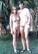 Couples Standing Naked Together  #1335779