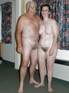 Couples Standing Naked Together  #1336050