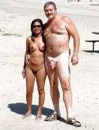 Couples Standing Naked Together  #1336214