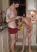 Couples Standing Naked Together  #1336470