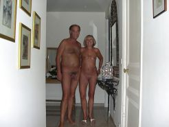 Couples Standing Naked Together   #1337359
