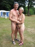Couples Standing Naked Together   #1337407