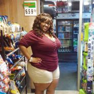 Chick i met at corner store thick ass