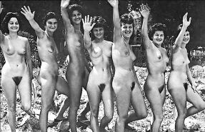 Vintage nudist colony pictures porn — pic 1