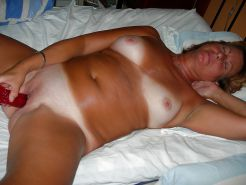 Sexy Italian Mature with tan lines (Camaster) Porn Pics #17903100