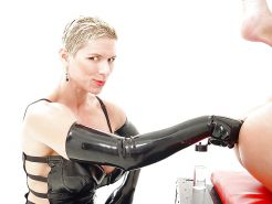 Mistress Rubber Latex