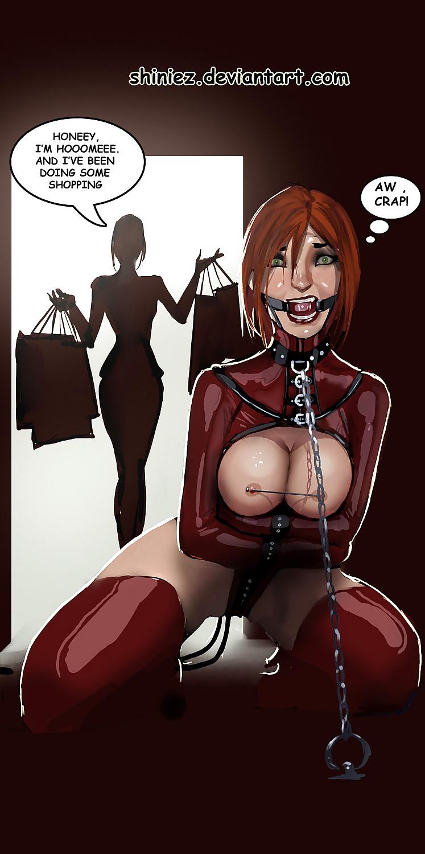 Shiniez - BDSM comic Porn Pics #10102689