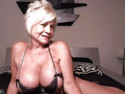 Very Old Big Titty Granny on Webcam