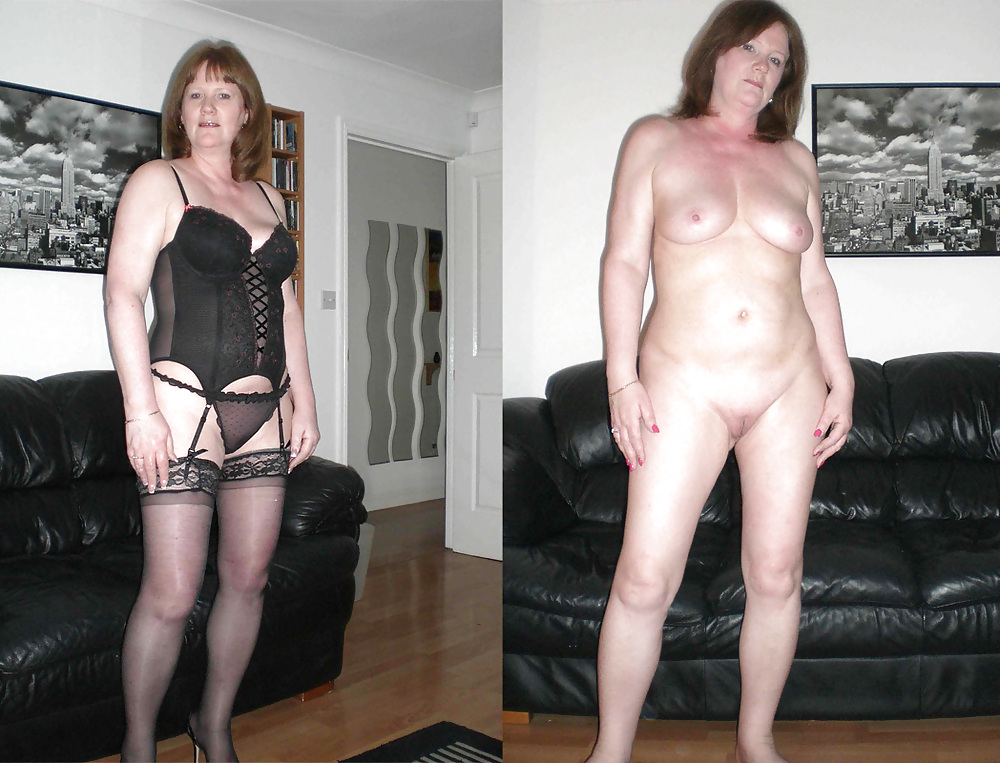 Some hot MILF,BaBe&Mature DReSSeD UNdresseD Amateur Mixed  Porn Pics #21543756