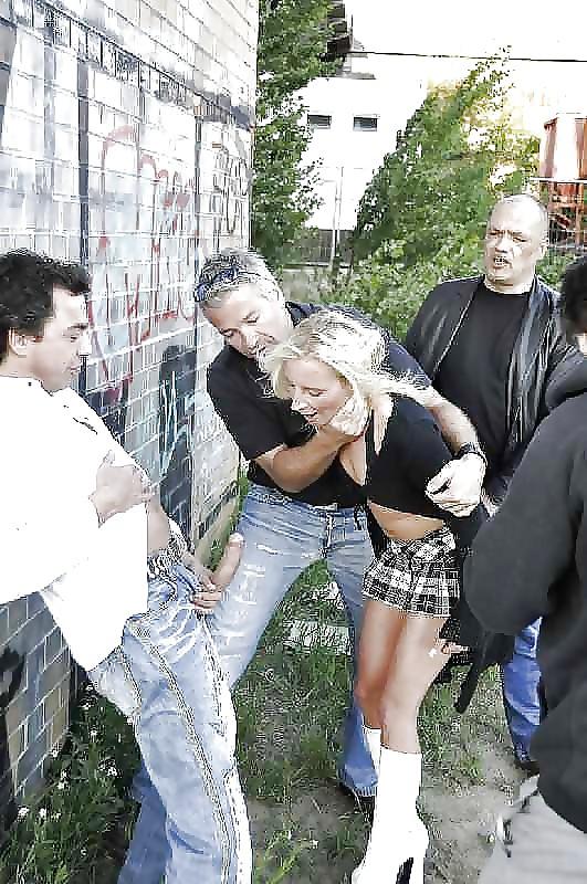 Street Hooker Porn Pics #16602510
