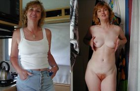 Dressed - Undressed Hairy Women Part 2 #2267047