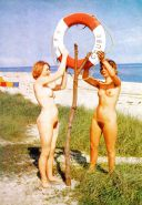VINTAGE NUDISTS: TEENS & MILFs TOGETHER