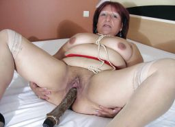 Horny older women 6 (Toy special)