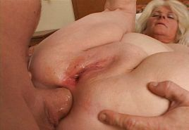 ANAL FOR MATURES & GRANNIES  Porn Pics #21549148