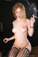 Gwen Jade  - Smoking Fetish at Dragginladies