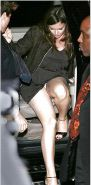 Beautiful Celebs Upskirt Out of the Car by Voyeur TROC #9920113