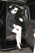 Beautiful Celebs Upskirt Out of the Car by Voyeur TROC #9920130