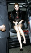 Beautiful Celebs Upskirt Out of the Car by Voyeur TROC #9920270