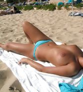 Bulgarian Beach Girls from Black Sea - X