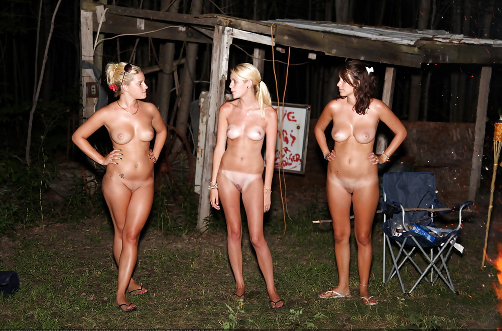 Nudist Party & Events with Hot Girls Porn Pics #10298853