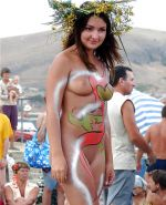Nudist Party & Events with Hot Girls Porn Pics #10298800