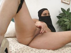 HOT ARABS BABES WITH HIJAB #22065461