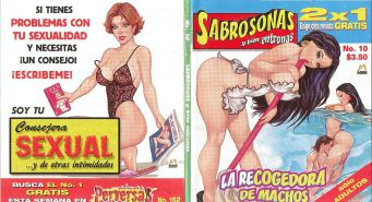 Sabrosonas 10 (Mexican Erotic Comic)