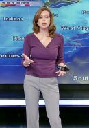 Weather Channel Babe: Stephanie Abrams #8021693