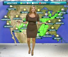 Weather Channel Babe: Stephanie Abrams #8021706