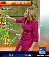 Weather Channel Babe: Stephanie Abrams #8021714
