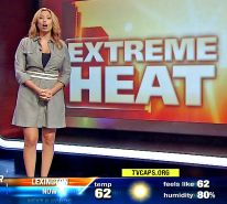 Weather Channel Babe: Stephanie Abrams #8021725