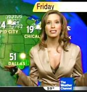 Weather Channel Babe: Stephanie Abrams #8021787