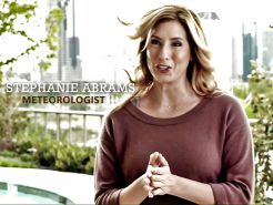 Weather Channel Babe: Stephanie Abrams #8021824