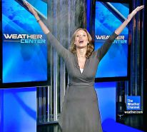 Weather Channel Babe: Stephanie Abrams #8021881