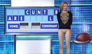 Rachel Riley from Countdown fake nude