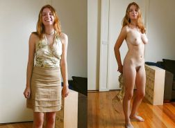 Mature milf dressed undressed 3 #11311197