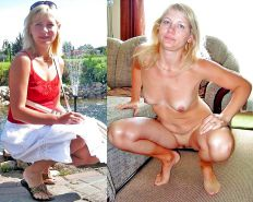 Mature milf dressed undressed 3 #11311358