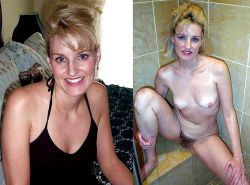 Mature milf dressed undressed 3 #11311446
