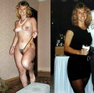 Mature milf dressed undressed 3 #11311536