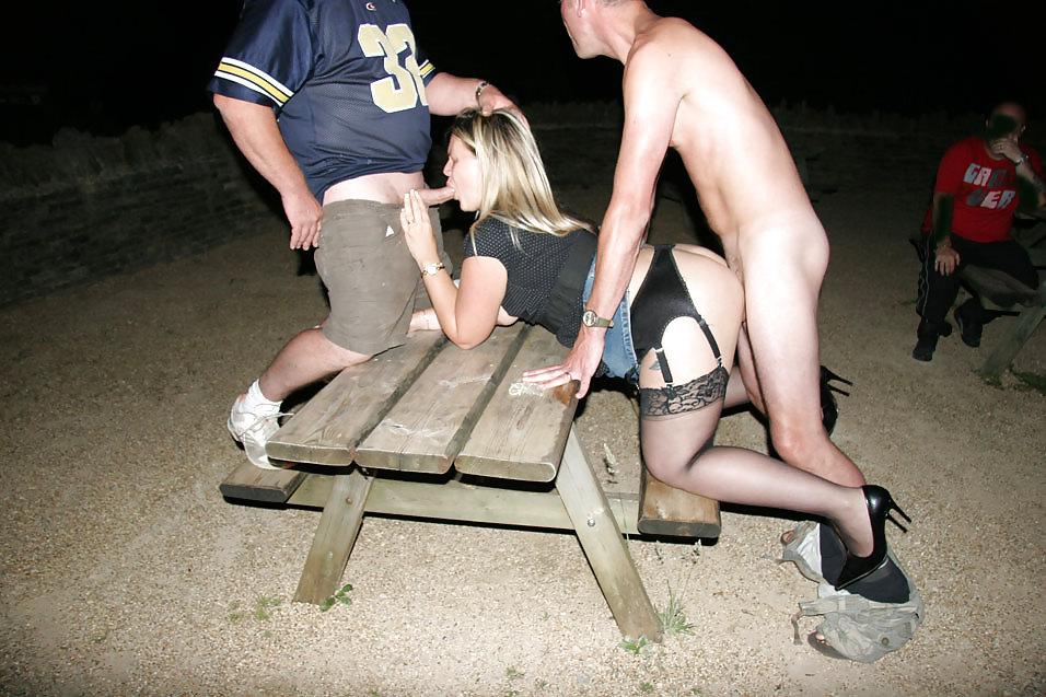 Group Sex Amateur Dogging #rec Voyeur G2 Porn Pics #17801491