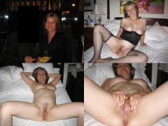 MATURES & MILFS DRESSED & UNDRESSED