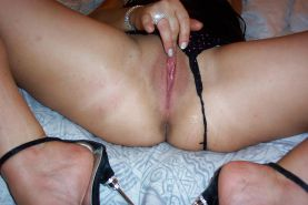 Fingering and sex toys Porn Pics #5002011