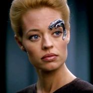 SEXIEST GIRL ROM THE UNIVERSE - SEVEN OF NINE