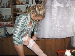Brides - Wedding Voyeur Oops and Exposed #12558762