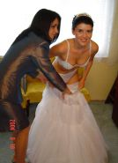 Brides - Wedding Voyeur Oops and Exposed #12558795