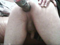 ALL NEW WITH HUGE ANAL TOY