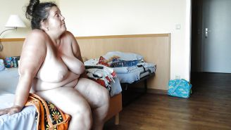 German fat mature wife.